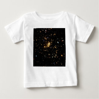 Dark Matter Ring in Galaxy Cluster Cl 0024 17 Baby T-Shirt