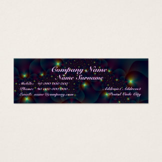 Dark Matter Skinny Business Card