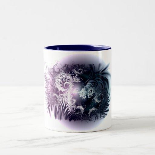 Dark Matter Two-Tone Coffee Mug