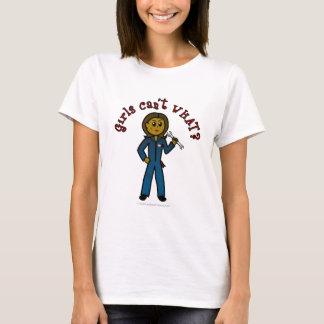 Dark Mechanic Girl T-Shirt