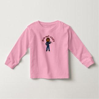 Dark Mechanic Girl Toddler T-shirt