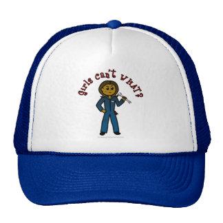 Dark Mechanic Trucker Hat