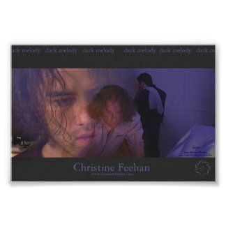 Dark Melody by Christine Feehan Poster