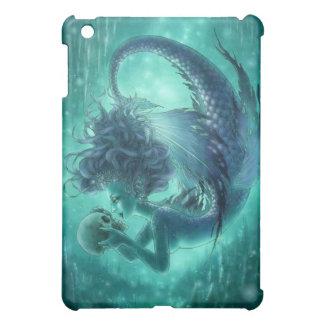 Dark Mermaid iPad Case - Secret Kisses