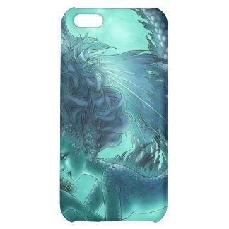 Dark Mermaid iPhone 4 4S Case - Secret Kisses