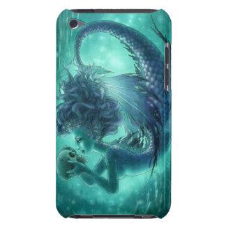 Dark Mermaid iPod Touch Case - Secret Kisses