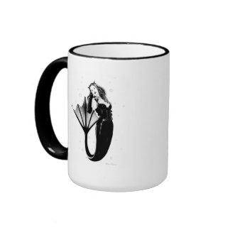 Dark Mermaid Mug
