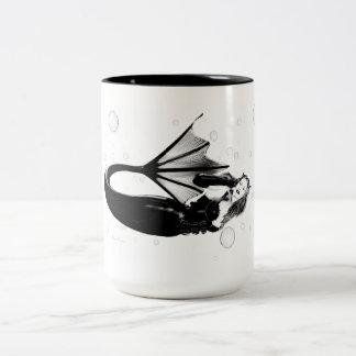 Dark Mermaid Mug 2