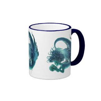 Dark Mermaid Mug - Secret Kisses