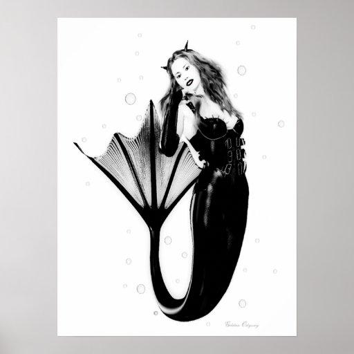 Dark Mermaid Art Dark Mermaid Art | Dar...
