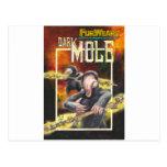 ¡DARK_Mole! _zazzle large.jpg Postal