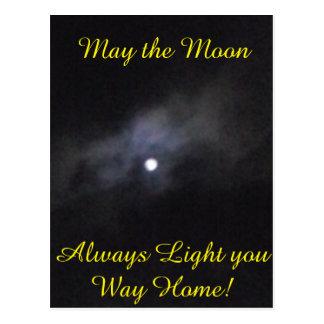 Dark Moon Postcard
