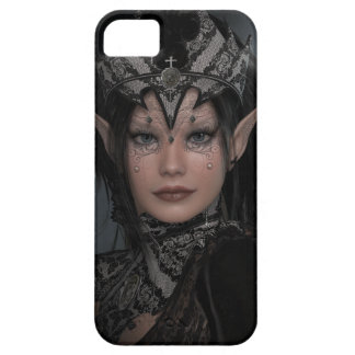 Dark Moon Princess iPhone SE/5/5s Case