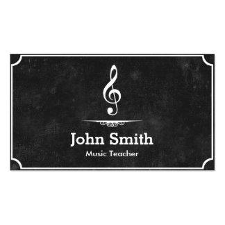 Dark Music Business Cards