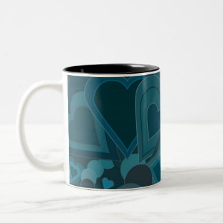 Dark - My Blue Valentine - Mug