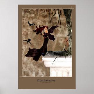 Dark Mystique Poster