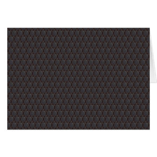 Dark Nano fiber Honeycomb Texture Background Card