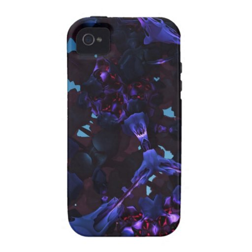 Dark neurons Case-Mate iPhone 4 cover