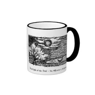Dark Night of the Soul Coffee Mugs
