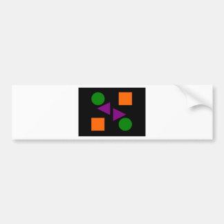 Dark OGP Bumper Sticker