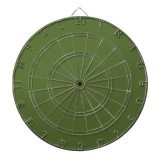 Dark Olive Green Dart Boards