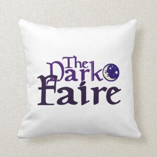 Dark [Opposite of Sun] Faire Pillow