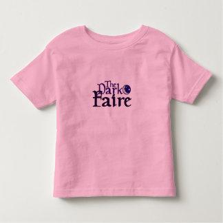 Dark [Opposite of Sun] Faire Toddler T-shirt