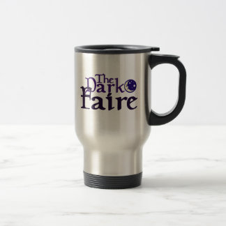 Dark [Opposite of Sun] Faire Travel Mug