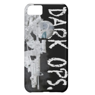 Dark Ops. iPhone 5C Covers