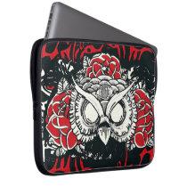 Dark Owl Laptop Sleeve