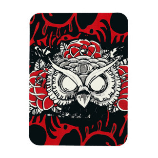 Dark Owl magnet