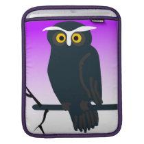 Dark Owl Sleeve For iPads