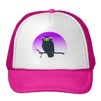 Dark Owl Trucker Hat