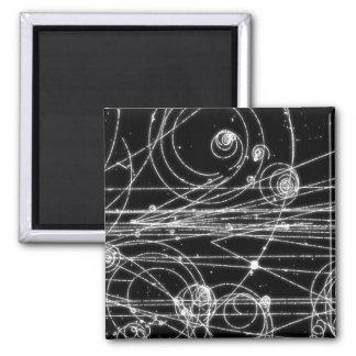 Dark particles magnet
