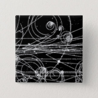 Dark particles pinback button