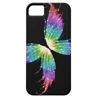 Dark Pastel Wings iPhone SE/5/5s Case
