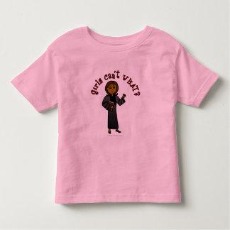 Dark Pastor Girl Toddler T-shirt