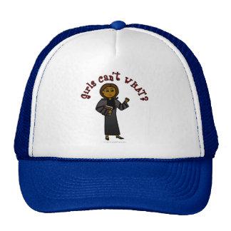 Dark Pastor Girl Trucker Hat