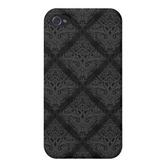Dark pattern iPhone case Covers For iPhone 4