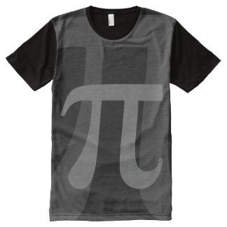 Dark Pi All-Over Print T-shirt