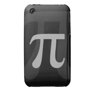 Dark Pi iPhone 3 Case