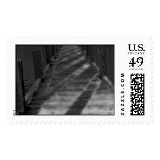 Dark Pier Stamp
