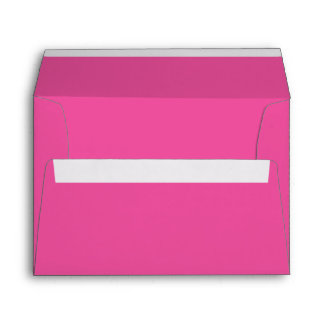 Dark Pink A7 Envelope