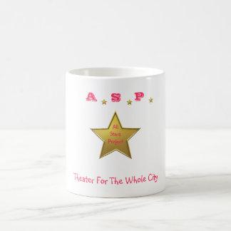 Dark PInk ASP C Mug