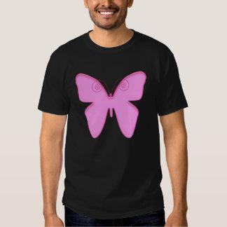 Dark Pink Butterfly T-Shirt