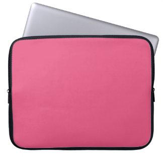 Dark Pink Computer Sleeve