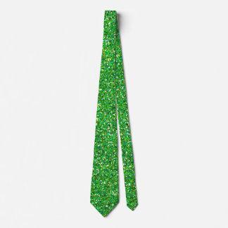 Dark Pink Glittery Men's Dress Tie