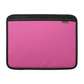 Dark Pink MacBook Sleeve