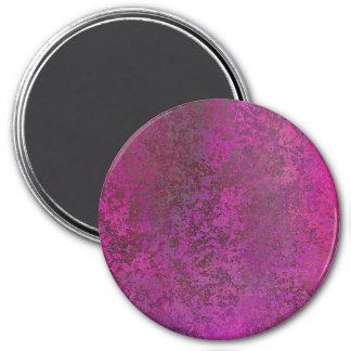 Dark Pink Magnet
