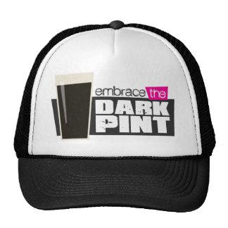 Dark Pint Trucker Hat